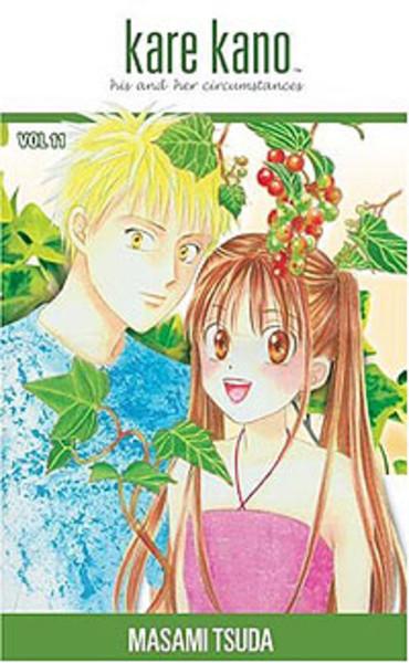 Kare Kano Manga Volume 11