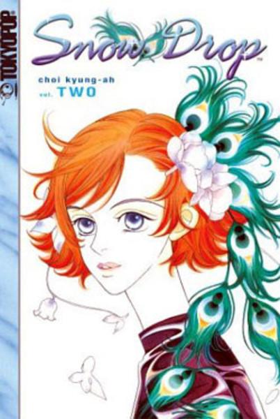 Snow Drop Manga Volume 2