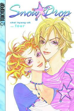 Snow Drop Manga 04 9781591826873