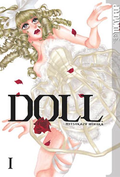 Doll Manga Volume 1
