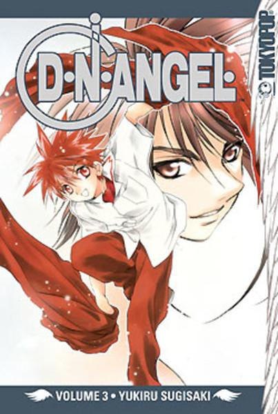 DNAngel Manga Volume 3