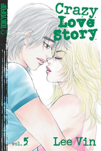 Crazy Love Story Manga Volume 5