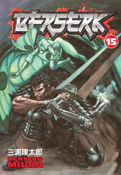 Berserk Manga Volume 15