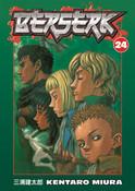 Berserk Manga Volume 24