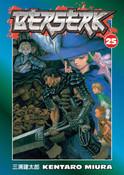 Berserk Manga Volume 25