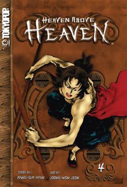 Heaven Above Heaven Manga Volume 4 9781595322913