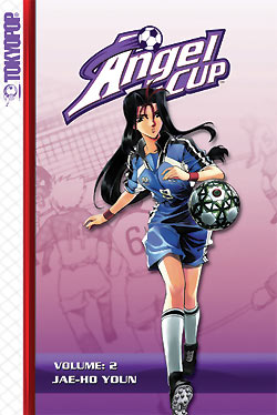Angel Cup Manga 02 9781595323040