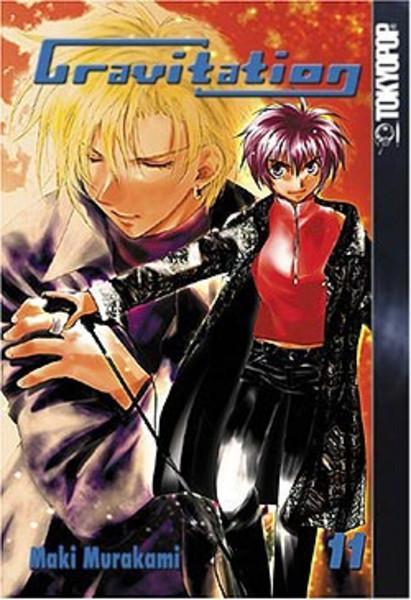 Gravitation Manga Volume 11