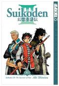 Suikoden III Manga Volume 6