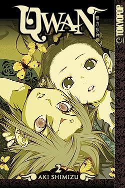 Qwan Manga Volume 2 9781595325358