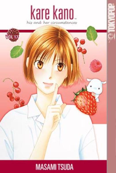 Kare Kano Manga Volume 17