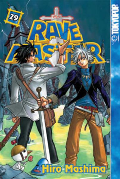 Rave Master Manga Volume 29