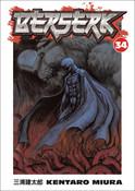 Berserk Manga Volume 34
