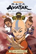 Avatar The Last Airbender The Lost Adventures Manga