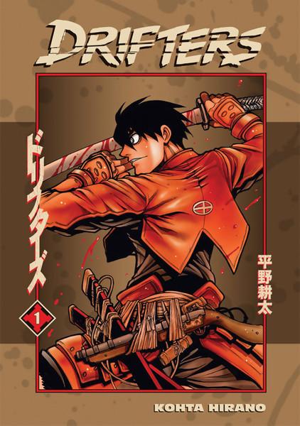 Drifters Manga Volume 1