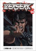 Berserk Manga Volume 36