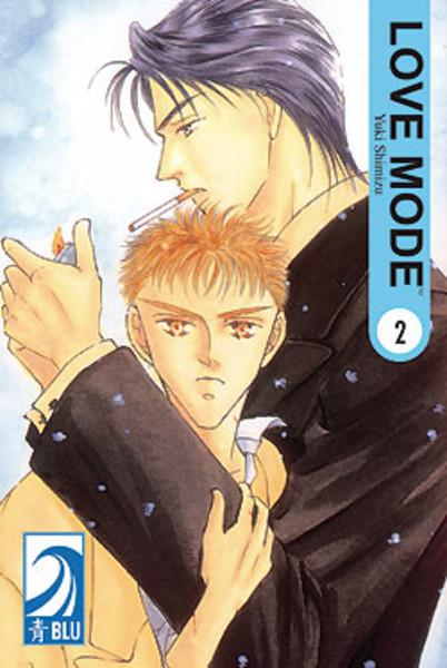 Love Mode Manga Volume 2