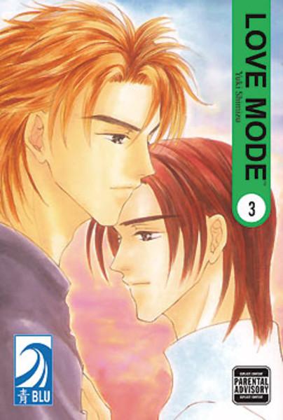 Love Mode Manga Volume 3