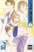 Love Mode Manga Volume 7