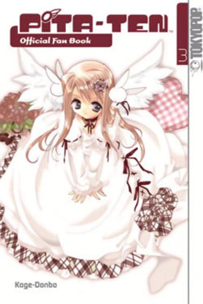Pita-Ten Official Fan Book Manga Volume 3