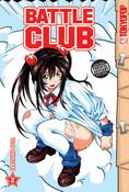 Battle Club Manga Volume 2