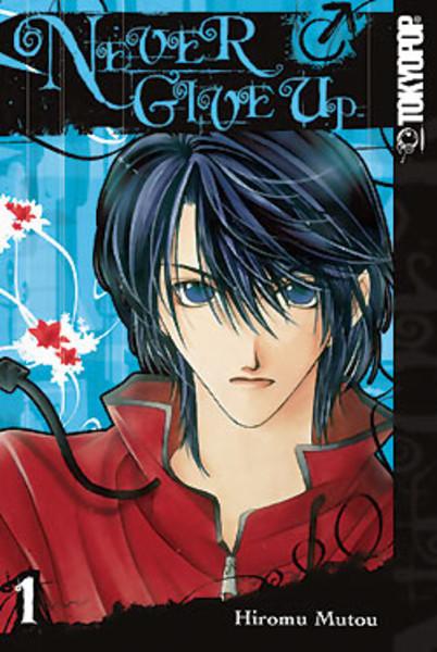 Never Give Up Manga Volume 1