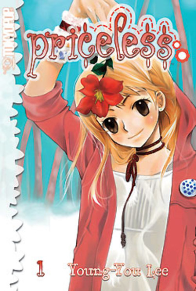 Priceless Manga Volume 1