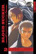 Blood Sucker: Legend of Zipangu Manga Volume 2