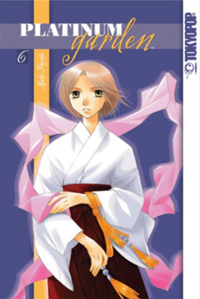 Platinum Garden Manga Volume 6