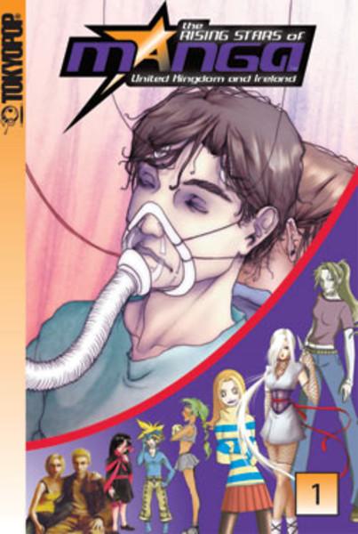 The Rising Stars of Manga (UK/Ireland) Manga Volume 1