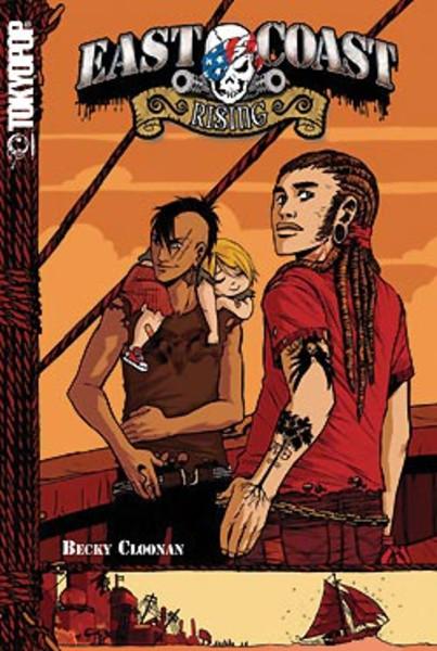 East Coast Rising Manga Volume 1