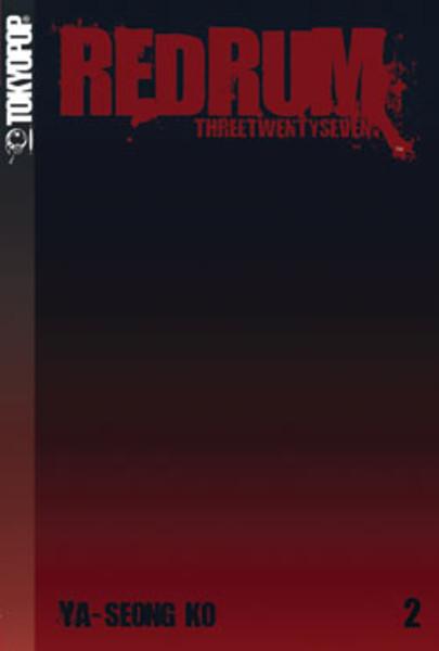 Redrum 327 Manga Volume 2