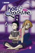 Kat & Mouse Manga Volume 2