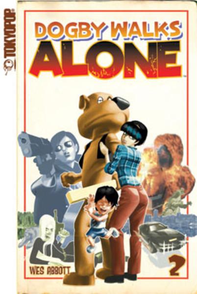 Dogby Walks Alone Manga Volume 2