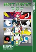 Sgt. Frog Manga Volume 11