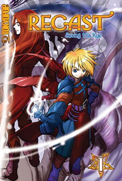 Recast Manga Volume 1