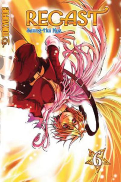 Recast Manga Volume 6