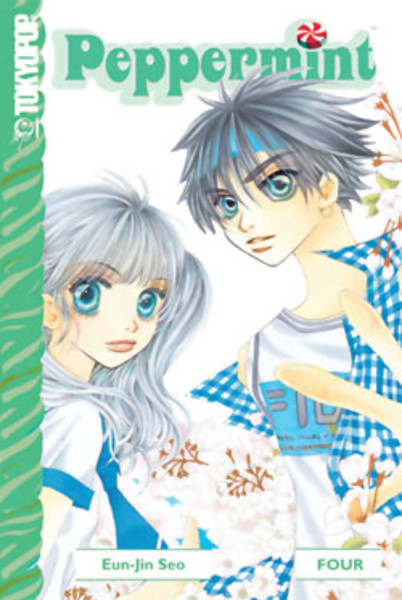 Peppermint Manga Volume 4