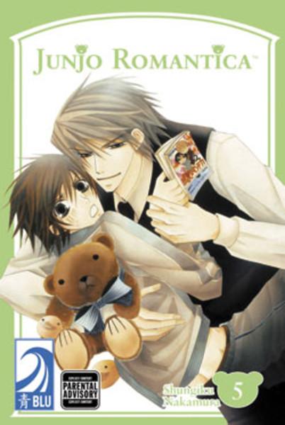 Junjo Romantica Pure Romance Manga Volume 5