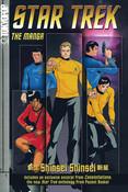 Star Trek The Manga Volume 1