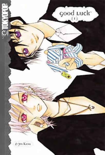 Good Luck Manga Volume 1