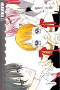 Good Luck Manga Volume 4