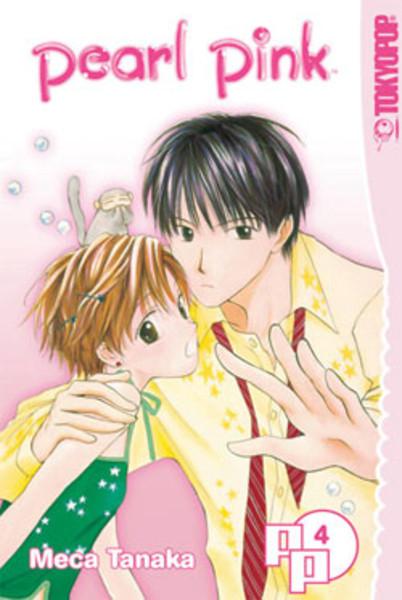 Pearl Pink Manga Volume 4