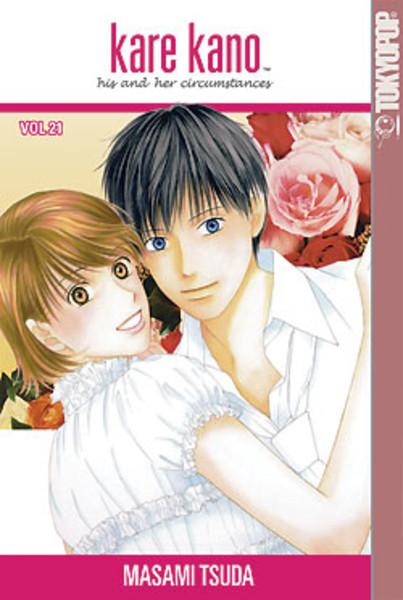 Kare Kano Manga Volume 21