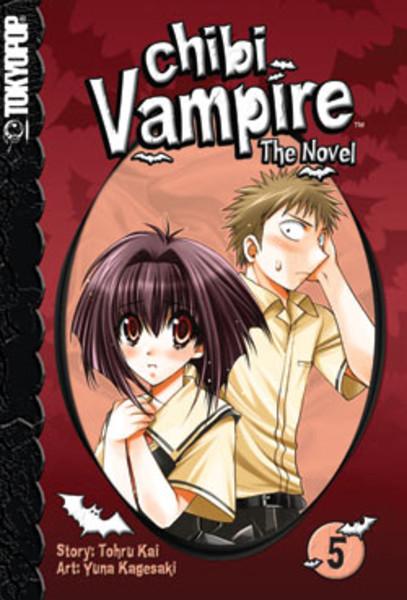 Chibi Vampire Novel Volume 5
