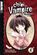 Chibi Vampire Novel Volume 6
