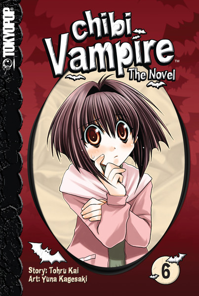 Chibi Vampire Novel Volume 6