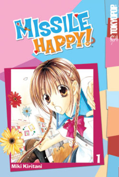 Missile Happy! Manga Volume 1