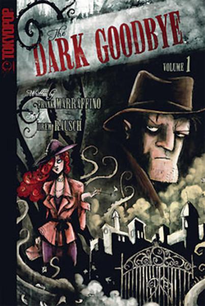 Dark Goodbye Manga Volume 1