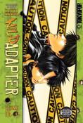 Wild Adapter Manga Volume 4